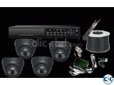 8 Channel DVR CCTV security System