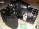 Nikon P530 42x Zoom Semi-DSLR almost new