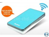 Wireless Hard Disk Built in Wifi router 1 TB New