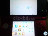 Nintendo 3DS Crimson