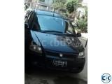 Proton Saga 2010 Black