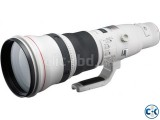 Canon 800mm f 5.6L IS USM Autofocus Lens