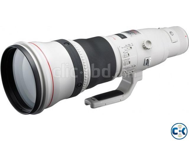 Canon 800mm f 5.6L IS USM Autofocus Lens | ClickBD large image 0