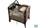 Graco Park n Play with Reversible Napper and Changer - Blue