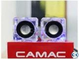 CAMAC Brand USB dual stereo speaker