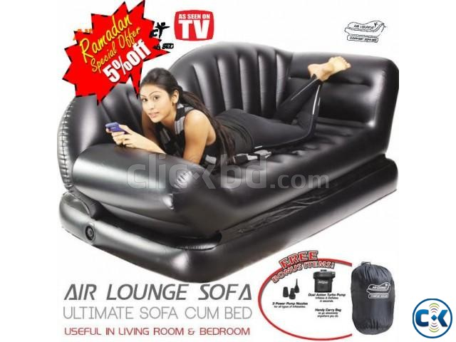 Amazing Air Lounge Sofa Cum Bed Clickbd
