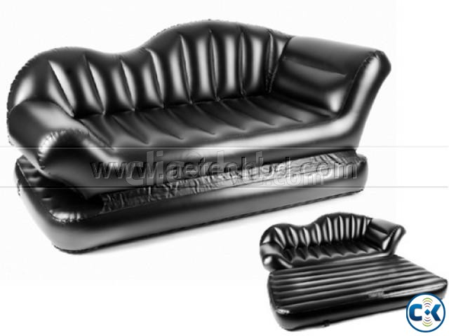 amazing air lounge sofa cum bed clickbd. Black Bedroom Furniture Sets. Home Design Ideas