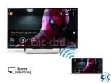 SONY W800B 50'  BRAND NEW FULL HD 3D SMART LED TV