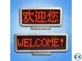 LED Sign Display Board S Software Base