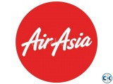 Dhaka-Kuala Lumpur-Dhaka AirAsia Tickets  With Lowest Fare
