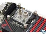 EK-KIT H3O 240 HFX Water Cooling Kit. Boxed