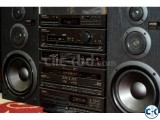PIONEER PRIVATE SERIES SOUND SYSTEM.