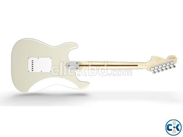 Fender Stratocaster Olympic white  | ClickBD large image 0