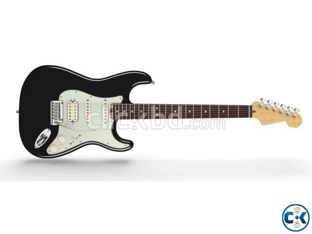 Fender Stratocaster BLACK  | ClickBD large image 0