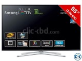 55 inch samsung H6400 LED TV WITH monitor