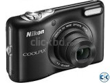 Nikon Coolpix S2800 20.1MP 5x Zoom