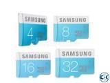 Samsung Micro sd Memory card