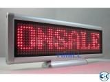 LED Sign Display Board L Software Base