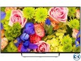 50 inch W Series BRAVIA Internet LED backlight TV 800C