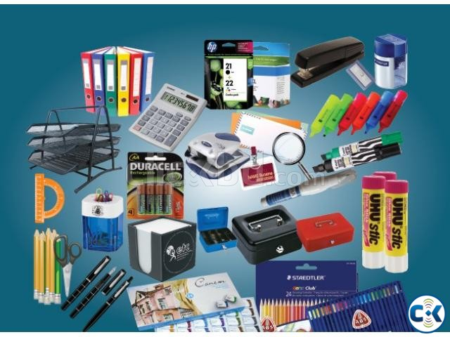 Office Stationery | ClickBD large image 2