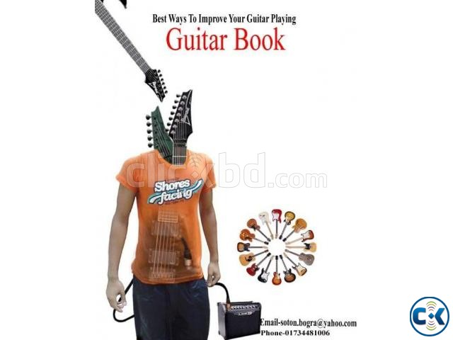 Guitar Book | ClickBD large image 0