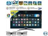 Samsung 46F6400 46 inch 3D TV