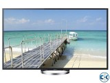 60 inch SONY BRAVIA W850 LED TV WITH monitor