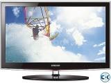 32 inch samsung led new tv H4100 led