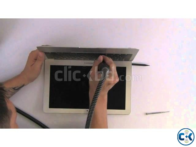 We Repair Broken Screen Laptop s Desktop And all Apple | ClickBD large image 0