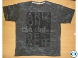 Men s Printed t-shirt stock lot