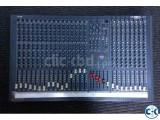 Sound craft LX-7 - 24 channel