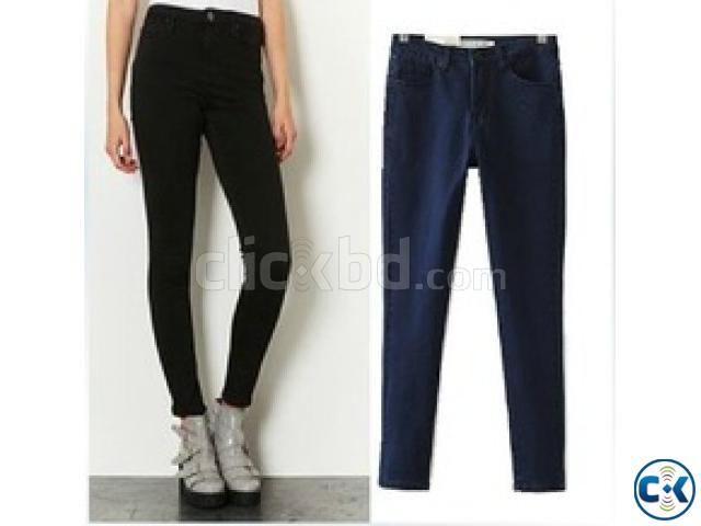 Ladies Jeans Pant Zara Style | ClickBD large image 0