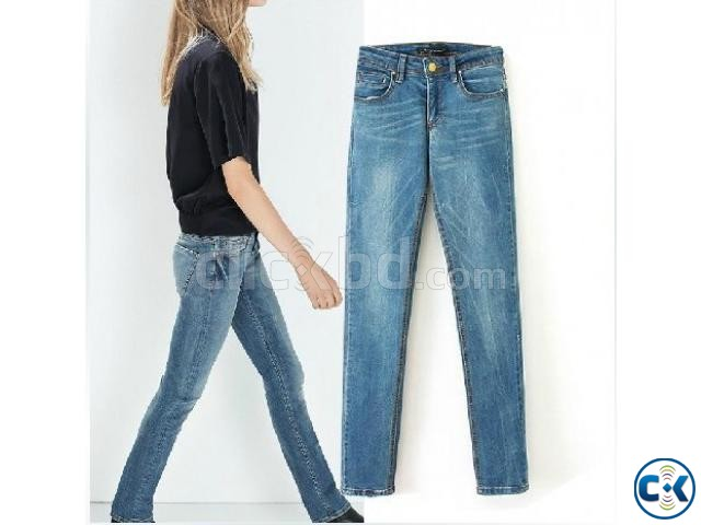 Ladies Jeans Pant Zara Style | ClickBD large image 2