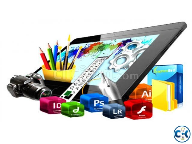 Learn Graphic Design At Home Clickbd