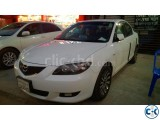 URGENT SALE - MAZDA 3 AXELA 2004 MODEL BDT 12 00 000