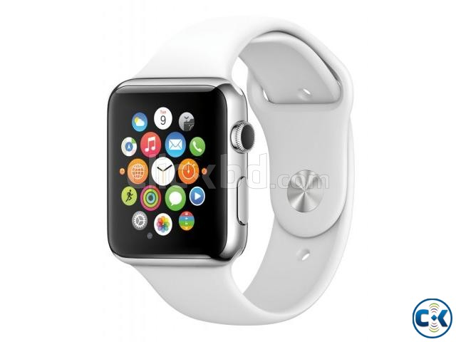 Apple Watch 38mm Model-A1553 Brand New Intact  | ClickBD large image 0