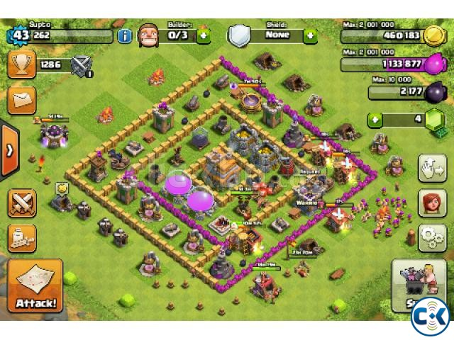 clash of clans is great | ClickBD large image 0