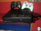 Xbox 360 slim JTAGGED