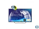 Brand new SONY BRAVIA  55 W800 LED TV