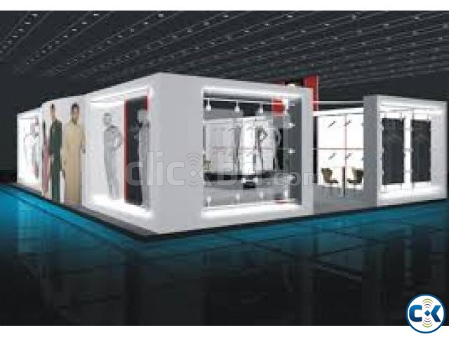 Exhibition Stall Price : Exhibition stall for garment clickbd