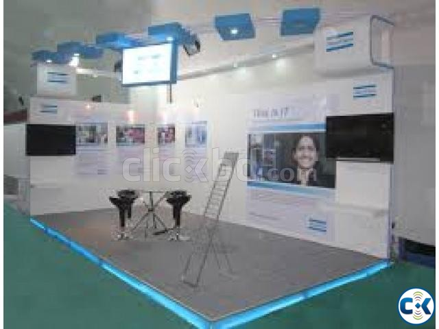Exhibition Stall Fabrication : Exhibition stall fabrication clickbd