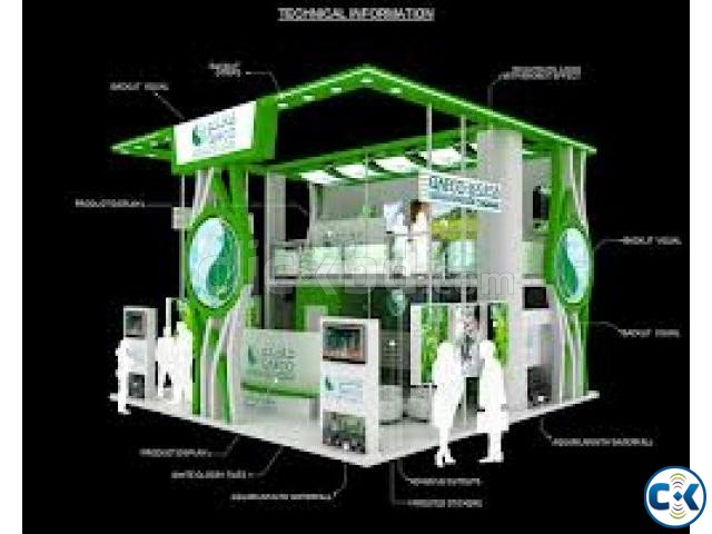 Exhibition Stall Price : Exhibition stall designing clickbd