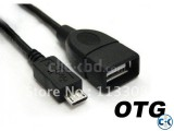 Mini Micro OTG Cable For Tablet PC Mobile