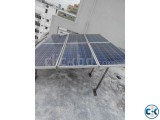 We buy old solar panel