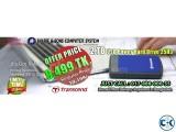 Buy 2TB Transcend Portable Hard Drive Get 1TB HD movies