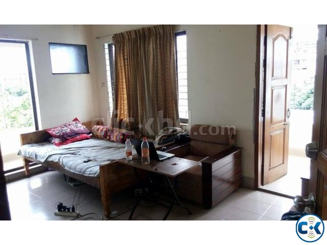 SUBLET FOR ONE ROOM NEKATON | ClickBD large image 0