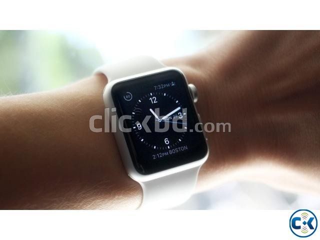 Brand New Apple Watch 38mm Model-A1553  | ClickBD large image 0