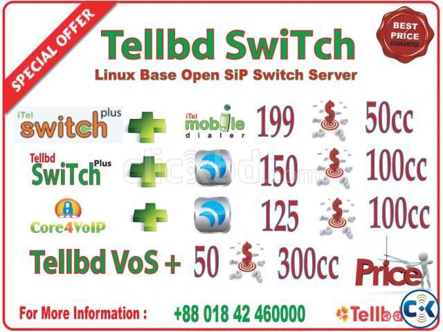 Voip switch Server Dialer | ClickBD