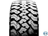 Reconditioned 205R16 Dunlop Jeep Tire