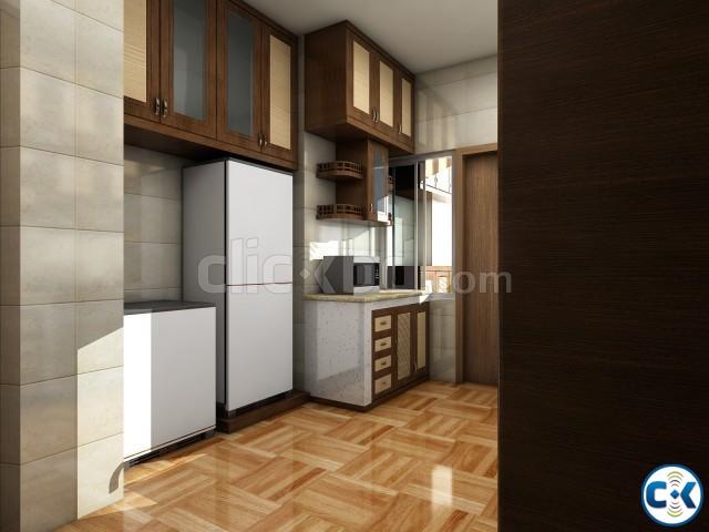 Kitchen Cabinet Home Interior Design Clickbd